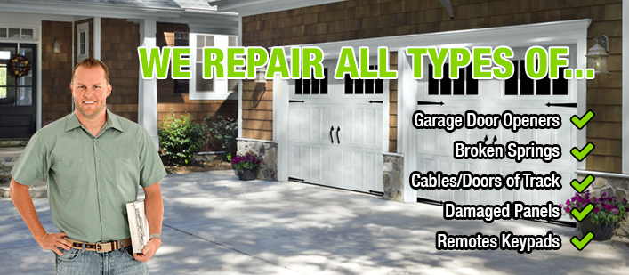 Garage Door Repair Superior CO